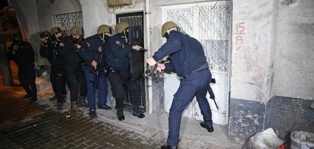 Terör örgütü DEAŞ operasyonu: 6 gözaltı