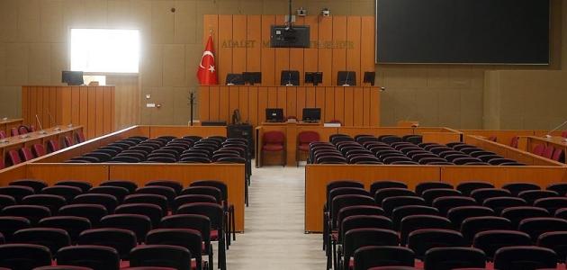 """FETÖ'nün """"MİT kumpası"""" davasında savcı mütalaasını sundu"""