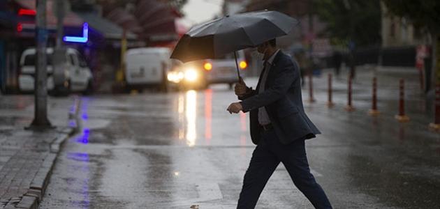Meteorolojiden Konya için uyarı