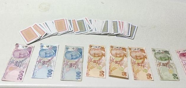 Kovid-19 tedbirlerini ihlal edip kumar oynayanlara ceza