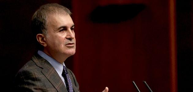 Çelik: Kılıçdaroğlu, valilerimize, kaymakamlarımıza 'militan' diyerek büyük skandallara imza atmaya devam etti