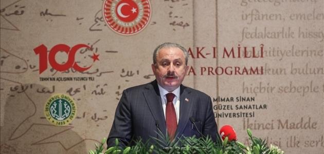 TBMM Başkanı Şentop ve beraberindeki heyet Arnavutluk'u ziyaret edecek