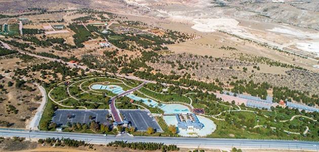 Dutlu Millet Bahçesi yeni sezonda misafirlerini yeni çehresiyle karşılayacak