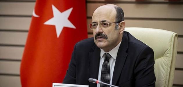 YÖK Başkanı Saraç'tan yüz yüze öğretim açıklaması