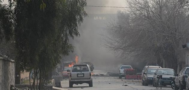Kabil'de bombalı saldırılar: 1 ölü, 6 yaralı