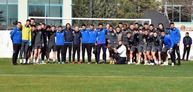Denizlispor, Konyaspor maçına hazır