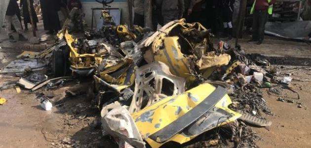 Çobanbey'de terör saldırısı: 1 ölü 12 yaralı