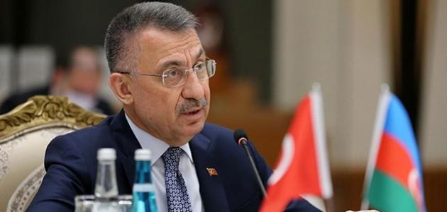 Cumhurbaşkanı Yardımcısı Oktay: Azerbaycan'la 138 karardan oluşan eylem planı üzerinde mutabık kaldık