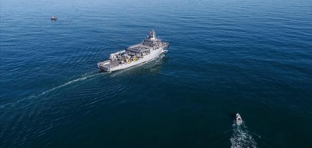 Yunan jetinden Türk gemisine taciz