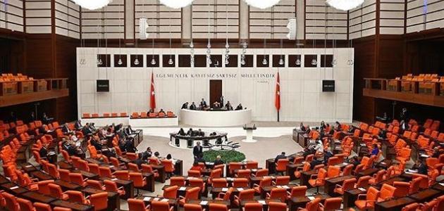 Meclis'teki fezleke sayısı 1336'ya ulaştı