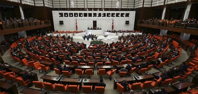 """""""Torba kanun teklifi"""" Meclis Başkanlığına sunuldu"""
