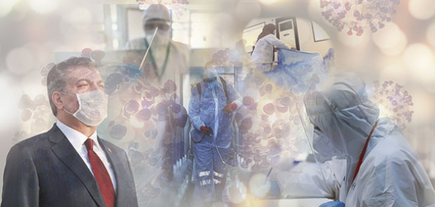 Türkiye'de ilk koronavirüs vakasının üstünden 1 yıl geçti