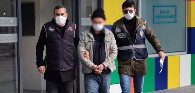 FETÖ'cü eski polis Konya'da yakalandı