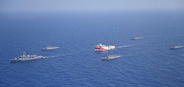 ABD ile Doğu Akdeniz'de iş birliği