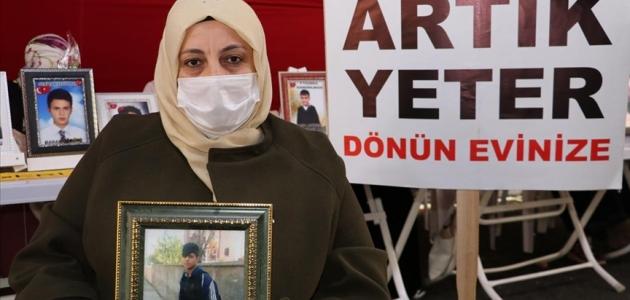 Diyarbakır annelerinden Yenidoğan: Evladımın gelmesini istiyorum