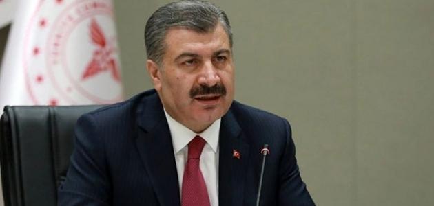Sağlık Bakanı Koca: Bazı kayıplar zafer çok yakınken verilir, buna fırsat tanımayın