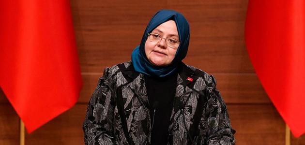 Bakan Zehra Zümrüt Selçuk: İnsanlık suçu olan kadına şiddetle sıfır tolerans ilkesiyle mücadeleyi sürdüreceğiz