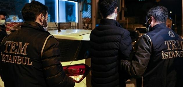 İstanbul merkezli 25 ilde FETÖ operasyonu:66 gözaltı