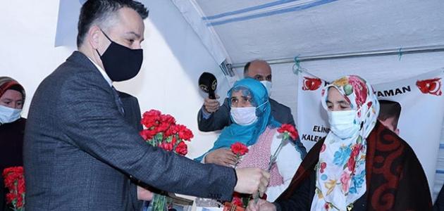 Bakan Pakdemirli, Diyarbakır annelerini ziyaret etti