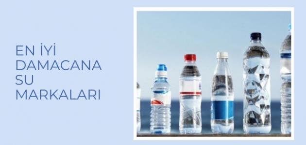 En iyi damacana su markaları
