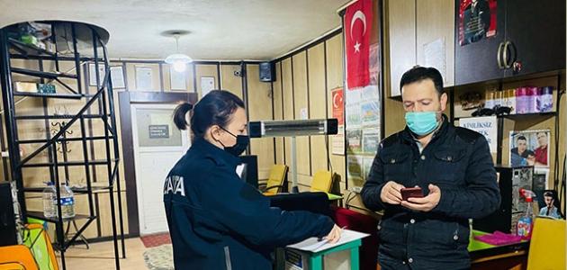 Seydişehir Zabıta ekiplerinden tematik denetleme
