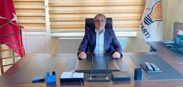 AK Parti Kulu İlçe Başkanı Karaca'dan teşekkür