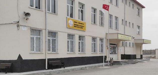 Cihanbeyli Anadolu İmam Hatip Lisesi proje okulu oldu