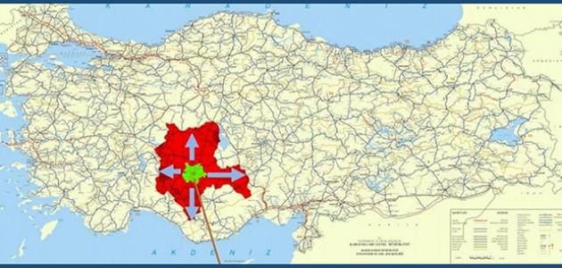 Altyapı Haritası Projesi hayata geçirildi
