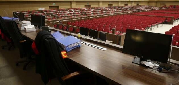 FETÖ'nün darbe girişimine ilişkin 287 dava karara bağlandı