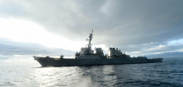 ABD savaş gemileri Karadeniz'e geliyor!