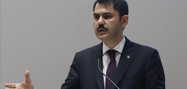 Bakan Kurum: Kanal İstanbul Türkiye'nin gücüne güç katacak