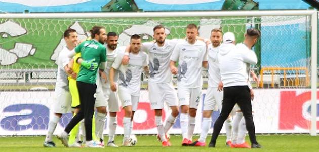 Konyaspor ile Sivasspor  24. randevuda