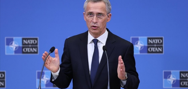 NATO'dan Rusya'ya 'askeri yığınağı sonlandır' çağrısı