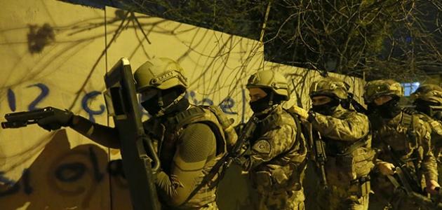 Terör örgütü DEAŞ'a ağır darbe!  850 kişi yakalandı
