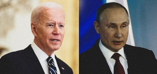 Biden'den Putin'e görüşme teklifi