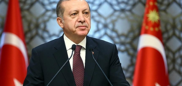 Cumhurbaşkanı Erdoğan, Turgut Özal'ı andı
