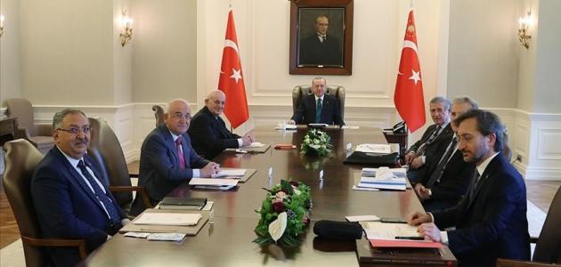 Cumhurbaşkanı Erdoğan'dan sözde 'Ermeni soykırımı' açıklaması