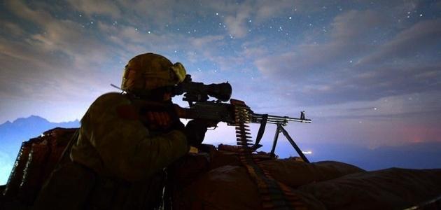 Teröre 'Şimşek-Yıldırım' darbesi: 31 terörist öldürüldü