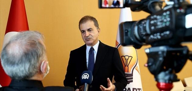 AK Parti Sözcüsü Çelik: 27 Nisan muhtıra geleneğinin sona erdirildiği gündür