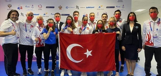 Milli sporcu Elif Çolak ve Sıla Karakuş'tan tarihi başarı