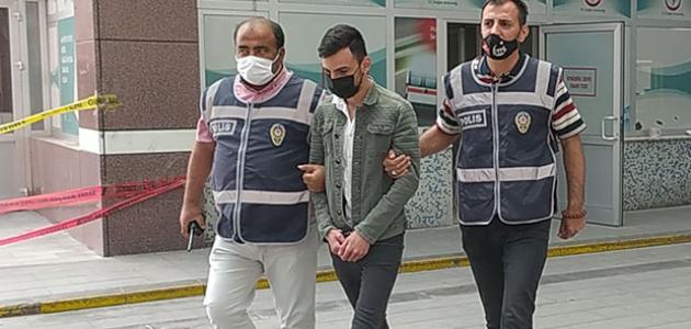 30 yıl hapis cezası ile aranıyordu! Konya'da yakalandı