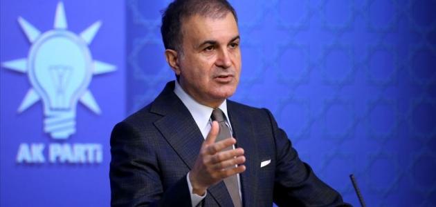 AK Parti Sözcüsü Çelik: İsrail, yine Ramazan'da işgale hız veriyor
