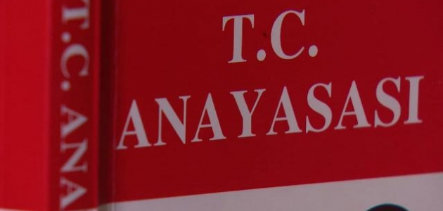 Siyasi partilerde anayasa mesaisi