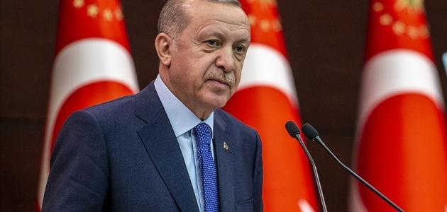 Cumhurbaşkanı Erdoğan: İsrail'in saldırılarını şiddetle kınıyoruz