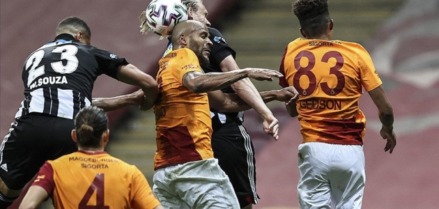 Derbinin galibi Galatasaray