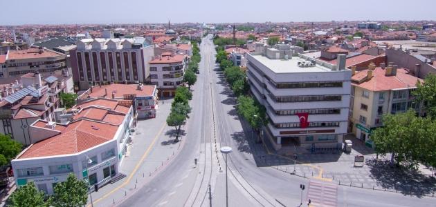 Konya Büyükşehir bayramda 24 saat görevde