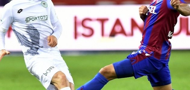 Konyaspor-Trabzonspor maçının başlama saati değişti