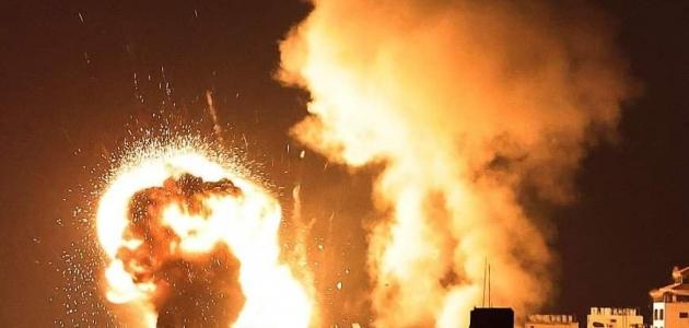 Gazze'ye karadan da saldırı başladı