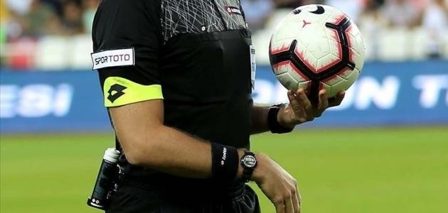 Konyaspor'un bu sezon oynayacağı son maçın hakemi belli oldu