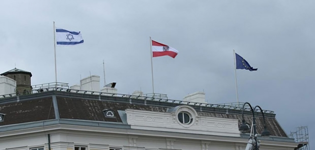 Siyasilerden Avusturya Başbakanı Kurz'a 'İsrail bayrağı' tepkisi